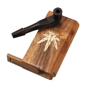 one hitter dugout case
