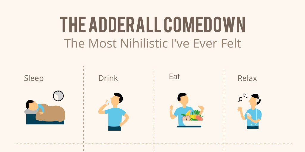 adderall-comedown-tips