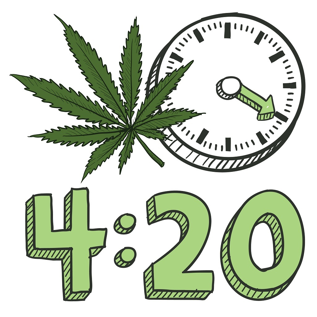 420 National weed day