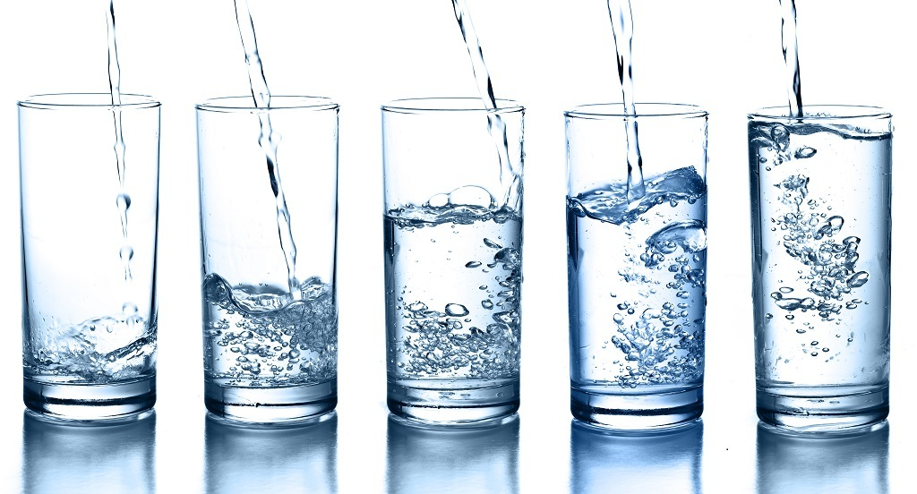 Flush your system and body with water