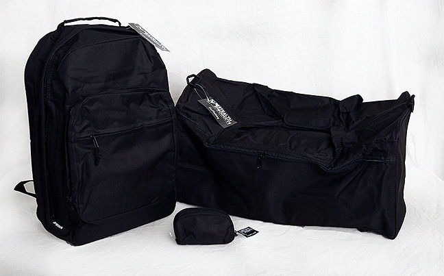 Smell proof backpack